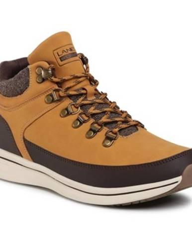 Šnurovacia obuv  MP07-91264-06 Materiał tekstylny,koža ekologická