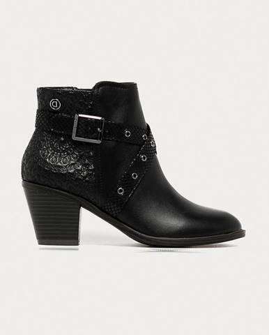 Desigual - Členkové topánky Alaska