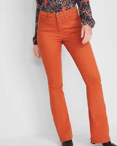 Strečové džínsy, rozšírené