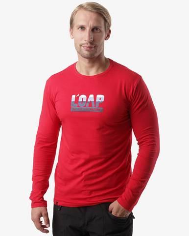 Albi Tričko Červená
