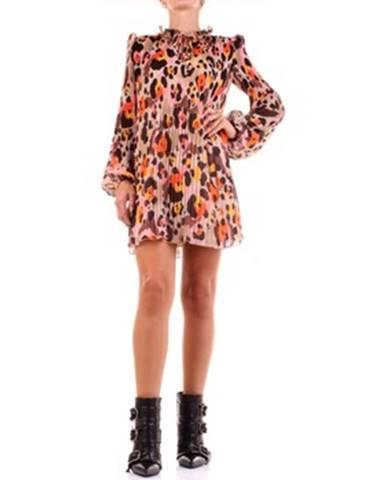Krátke šaty  021DD10010