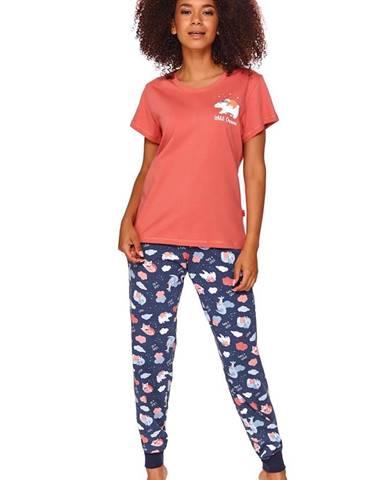 Dámske pyžamo Ruth červené