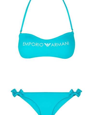 Emporio Armani Jemne vystužený vrchný diel plaviek + brazilky