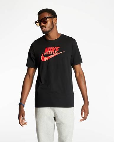 Sportswear Camo Tee Black/ University Red