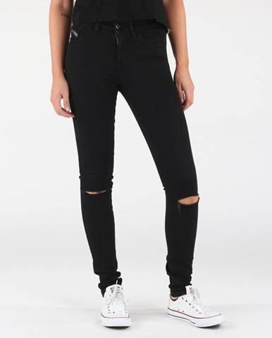 Skinzee Jeans Čierna