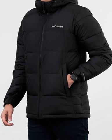 Pike Lake Hooded Jacket Black