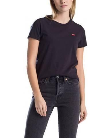 CORE THE PERFECT TEE čierna M - Dámske tričko
