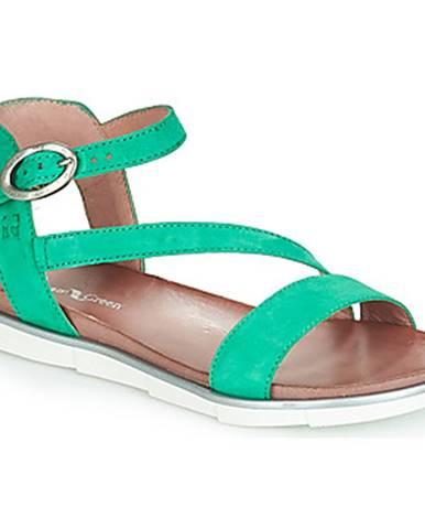 Sandále Dream in Green  JECOULI