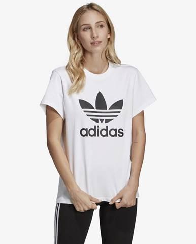 adidas Originals Tričko Biela