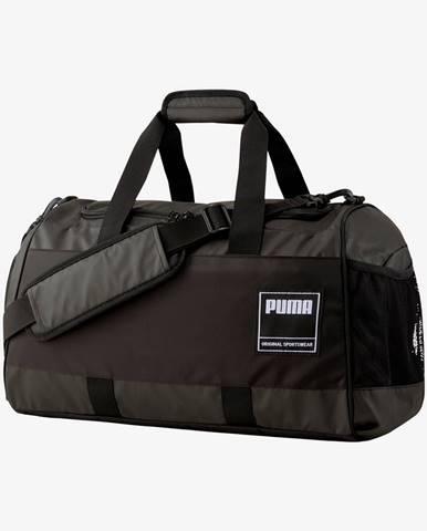 Gym Medium Taška Puma Čierna