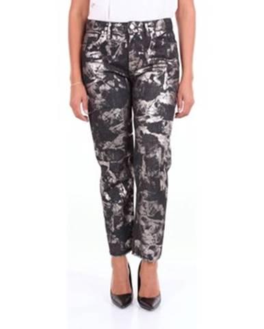 Rovné džínsy  DN02VJTIZ10DEN