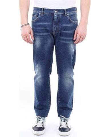 Rovné džínsy D G  GY07CDG8BE3