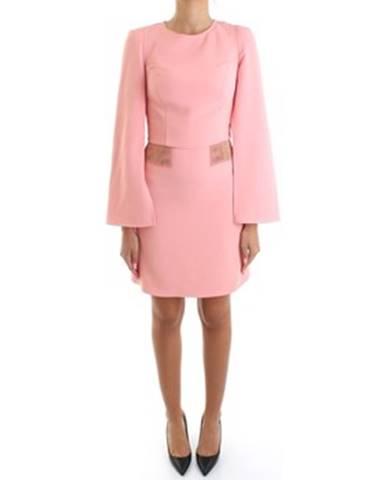 Krátke šaty Elisabetta Franchi  AB01902E2