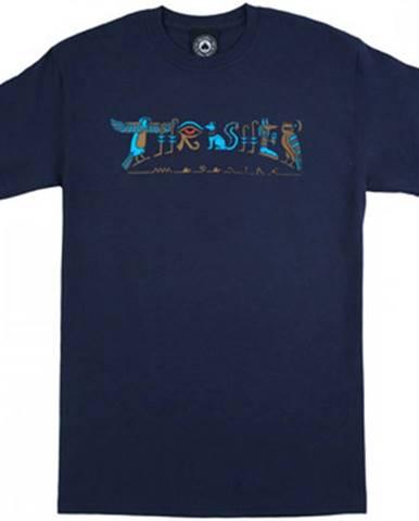 Tričká s krátkym rukávom Thrasher  T-shirt hieroglyphic ss