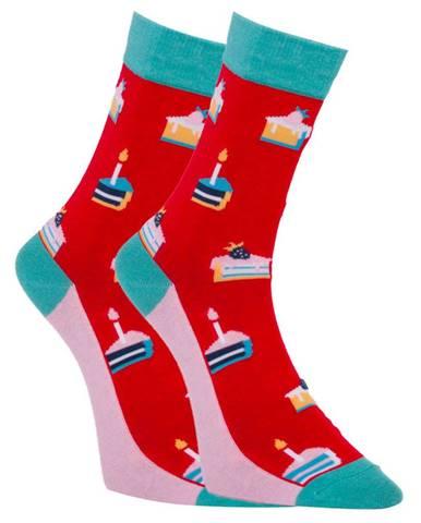 Veselé ponožky Dots Socks torty