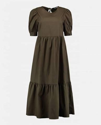 Kaki šaty Haily´s