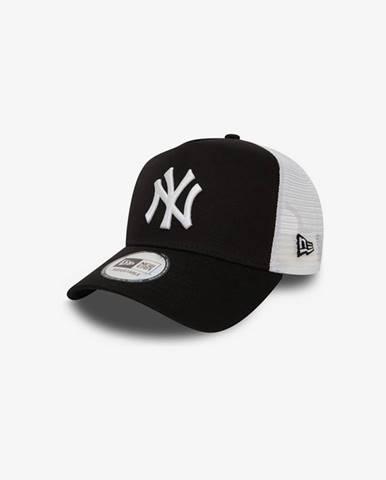 New Era New York Yankees Clean A Frame Šiltovka Čierna