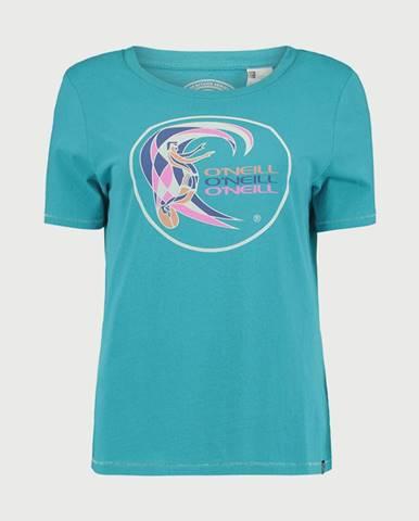 Tričko O´Neill LW Re-Issue Logo T-Shirt Modrá