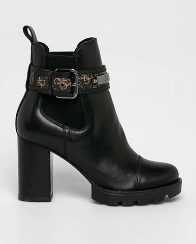 Guess Jeans - Členkové topánky