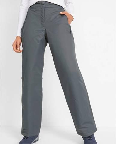 Ľahké funkčné termo nohavice, vatované, dlhé