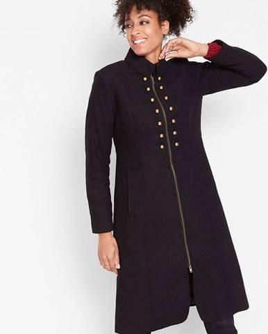 Dlhý kabát, vojenský štýl