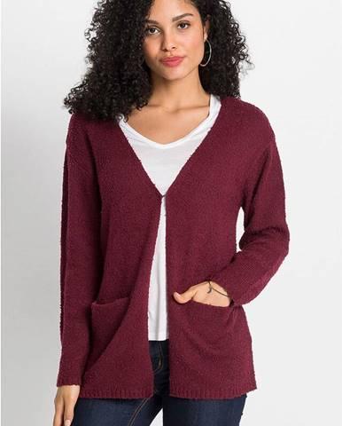 Oversize pletený sveter
