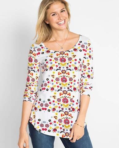 Tričko s dlhým rukávom - dizajn od Maite Kelly