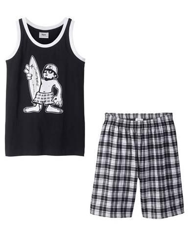Krátke pyžamo (2-dielne)