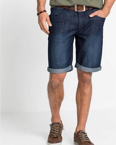 Džínsové bermudy Regular Fit