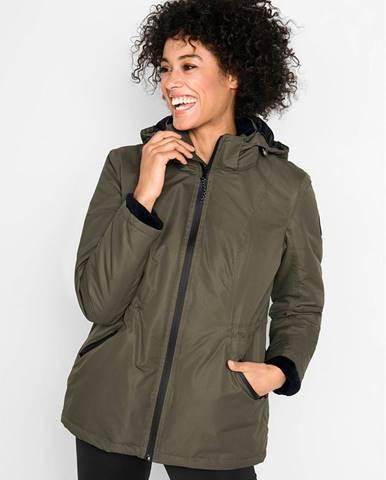 Outdoorová funkčná bunda 3 v 1, vnútorná bunda z flísu