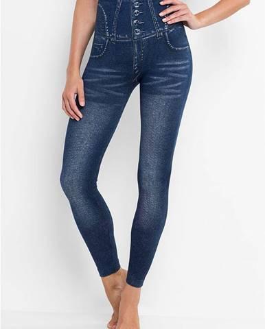 Shape legíny v džínsovom vzhľade