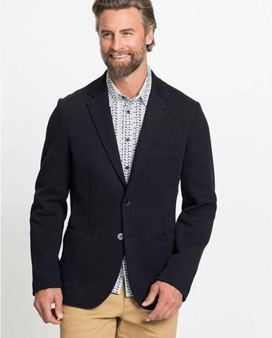 Bavlnené strečové sako