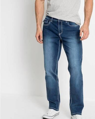 Strečové džínsy Regular Fit Straight