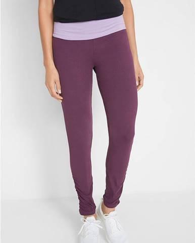 Úpletové nohavice, dlhé, level 1, dizajn od Maite Kelly