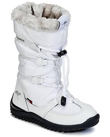 Obuv do snehu Kangaroos  PUFFY III JUNIOR