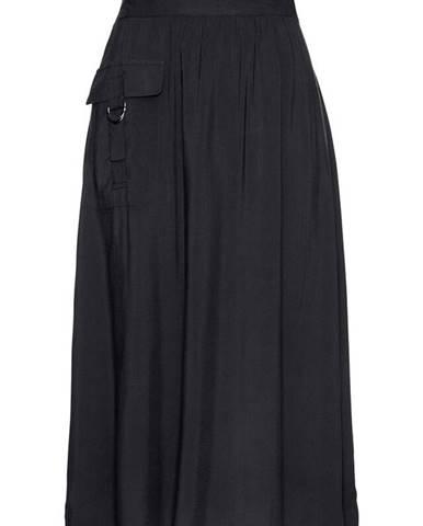 Viskózová sukňa