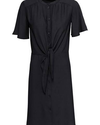 Šaty s uzlíkom