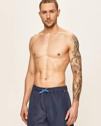 Guess Jeans - Obojstranné plavkové šortky