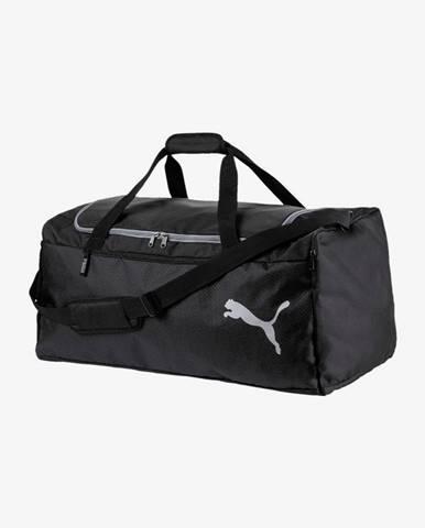 Taška Puma Fundamentals Sports Bag L Čierna