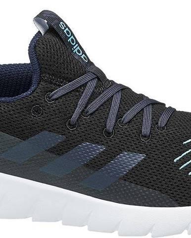 adidas - Čierne tenisky Adidas Asweego Parley