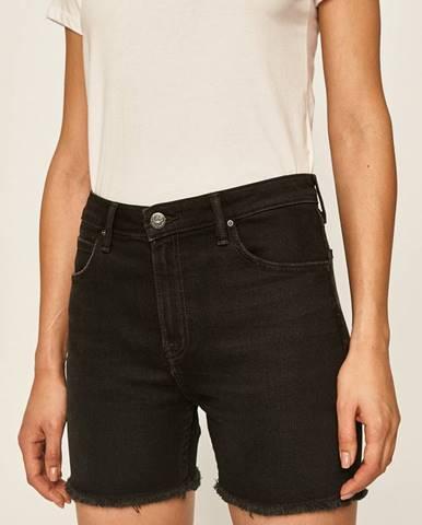 Lee - Rifľové krátke nohavice