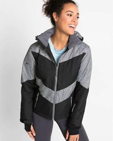 Funkčná outdoorová bunda, s kapucňou, vatovaná
