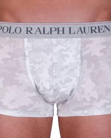 Pánske boxerky Ralph Lauren sivé