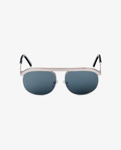 Philipp Plein Harry Slnečné okuliare Modrá Strieborná