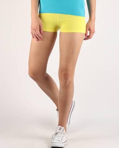 Šortky Terranova Pantalone Corto Žltá
