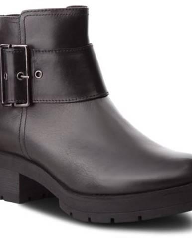 Členkové topánky Lasocki 7441-02 koža(useň) lícová