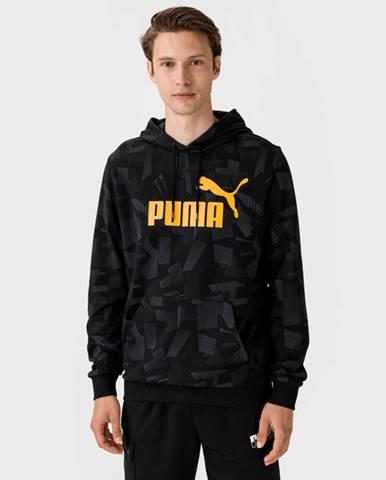 Puma Mikina Čierna