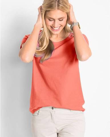Tričko s okrúhlym výstrihom (5 ks), krátky rukáv