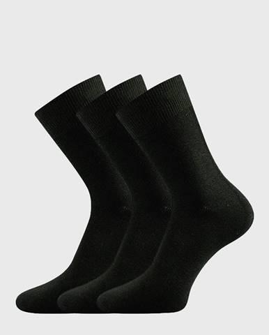 3 PACK bambusových ponožiek Badon