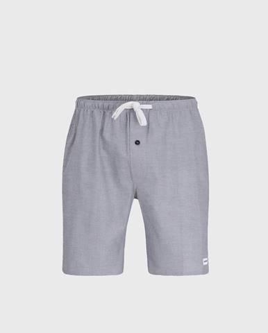Pyžamové šortky Melange